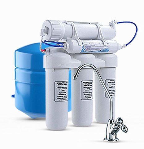 Водоочиститель Аквафор-ОСМО исполнение Аквафор-ОСМО-050-6-А , арт.б27