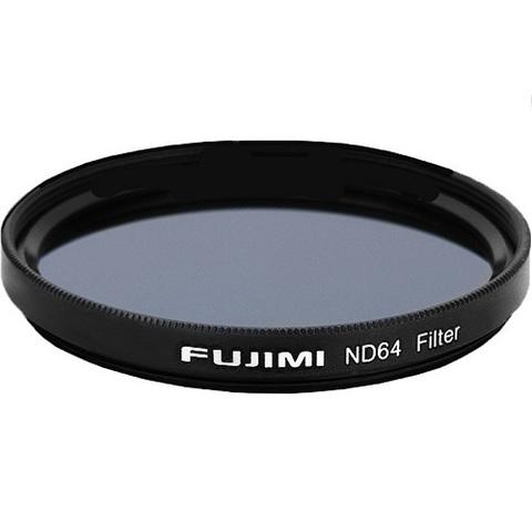 Нейтрально-серый фильтр Fujimi ND64 на 55mm