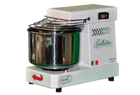 Тестомес спиральный Famag Grilletta IM5 - до 5 кг теста в один замес, фото