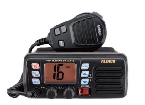 Морская радиостанция ALINCO DR-MX15