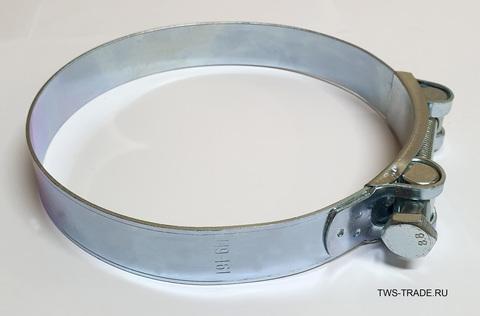 Хомут РОБУСТ 149-161 мм силовой