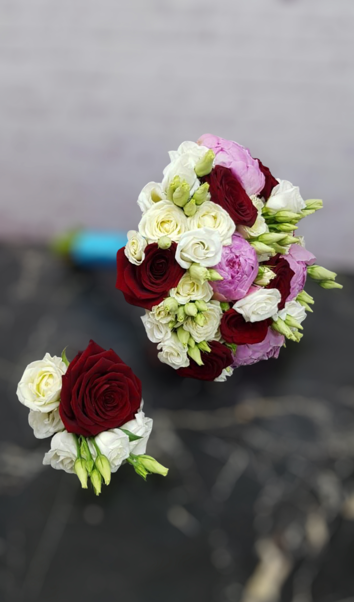 Букет невесты (БН- 16)