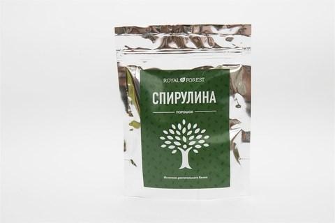 Спирулина, 100 гр. (ТрансКэроб)