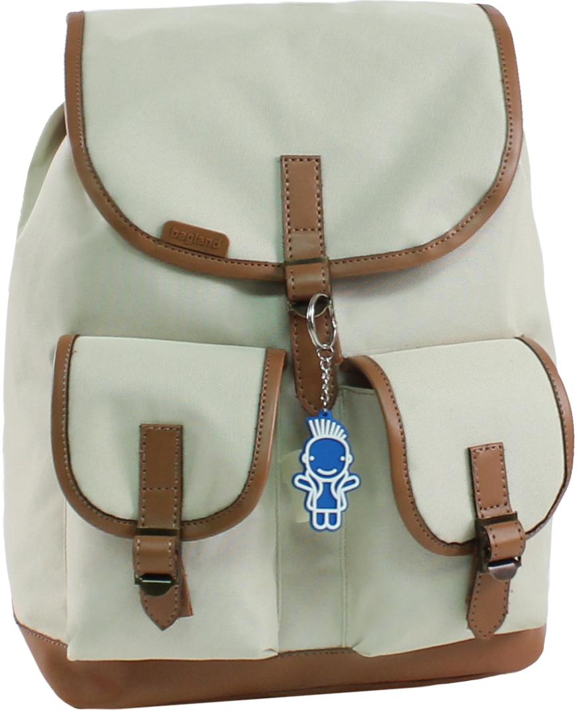 Городские рюкзаки Рюкзак Bagland Amy 16 л. 276 бежевый (0013066) IMG_8062.JPG