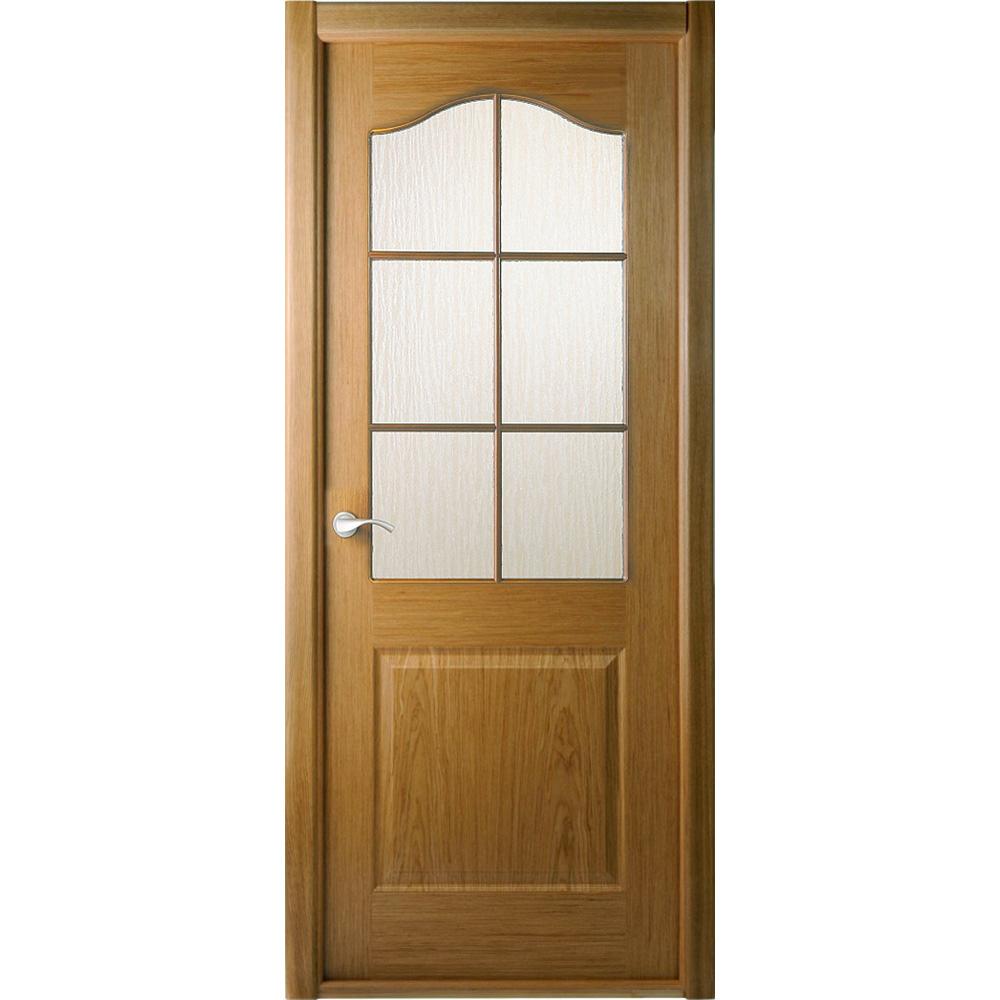Дуб Межкомнатная дверь шпон Belwooddoors Капричеза дуб остеклённая kapricheza-dub-do-dvertsov.jpg
