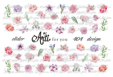 Слайдер Arti for You №404
