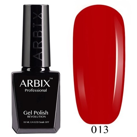 Гель-лак Arbix Алые Паруса №013