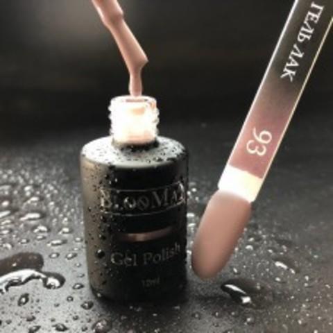 Гель лак с ароматом клубники №93, 12 мл