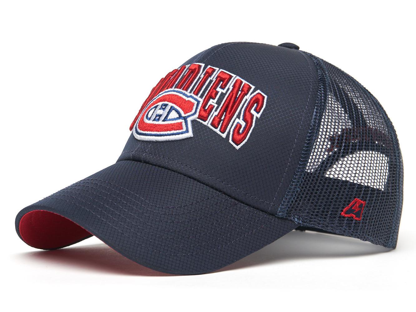 Бейсболка NHL Montreal Canadiens