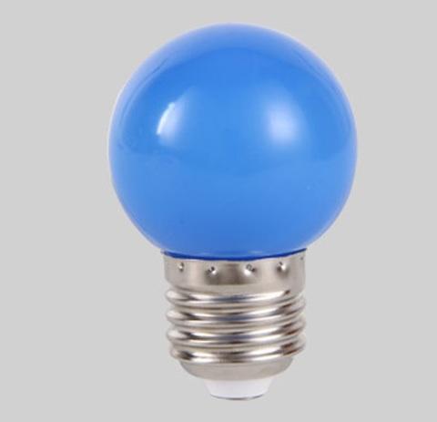 Лампа синяя для гирлянды Белт Лайт Е 27