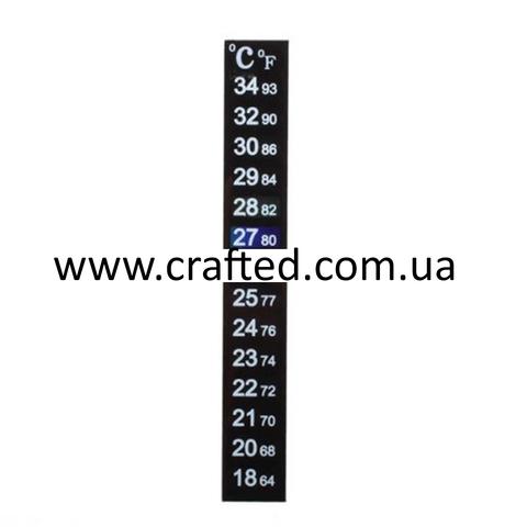 Термометр-наклейка