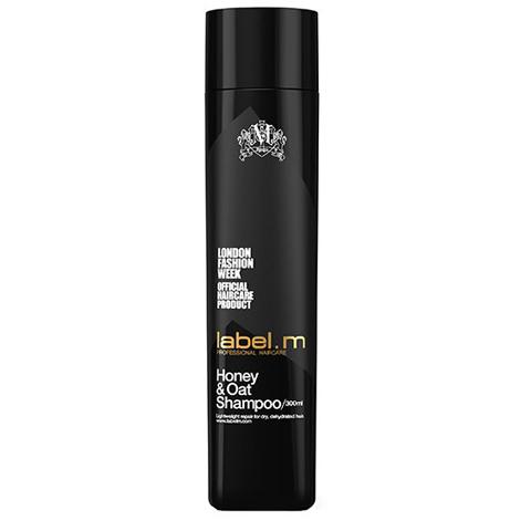 LABEL. M Cleanse: Шампунь питательный Мёд и Овёс (Honey&Oat Shampoo)