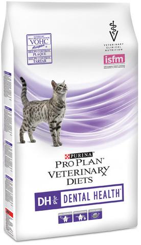 Корм для здоровья зубов и десен кошек