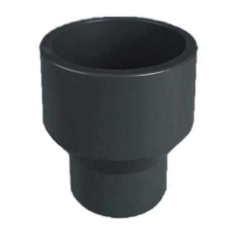Конический переход ПВХ 1,0 МПа диаметр 125х 90 PoolKing