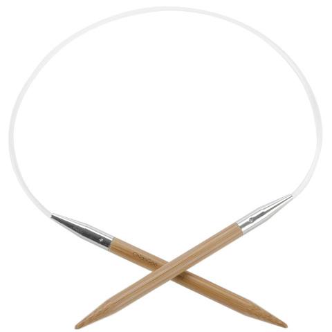 Спицы круговые бамбуковые ChiaoGoo 80 см