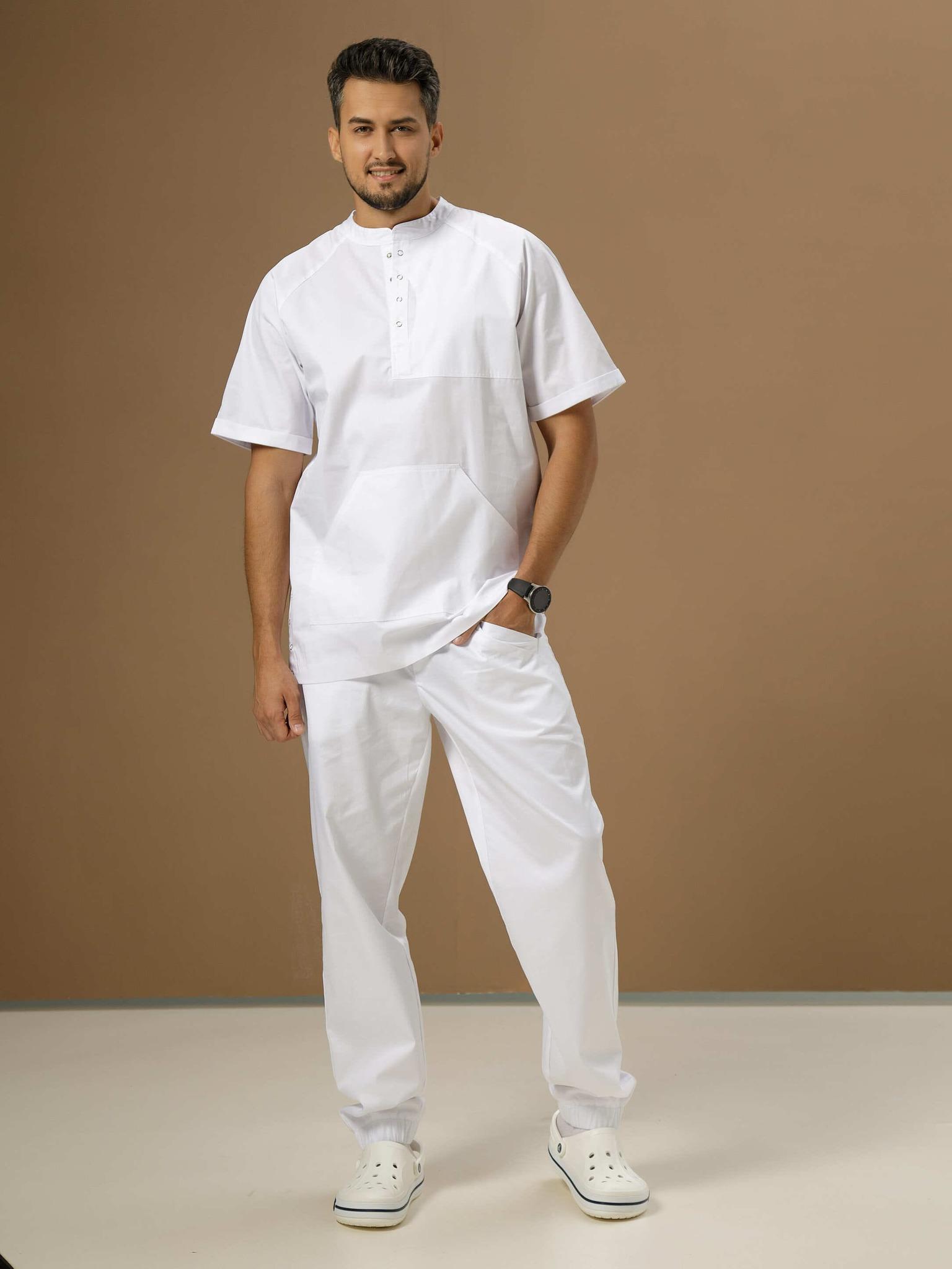 Блузы мужские медицинские М 614