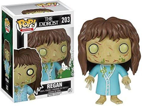 The Exorcist Regan Funko Pop! || Изгоняющий Дьявола. Риган