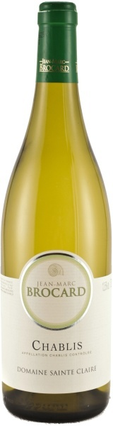 Вино Жан Марк Шабли белое сухое 0,75л