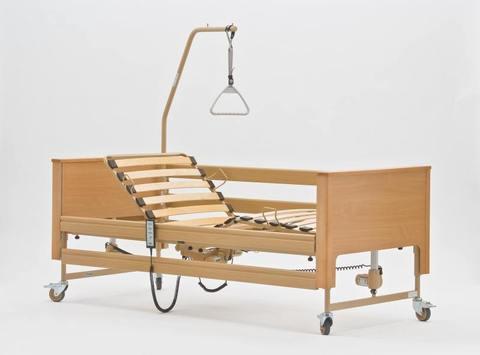 Функциональная кровать с электроприводом и регулировкой высоты  Arminia Dali II Германия - фото
