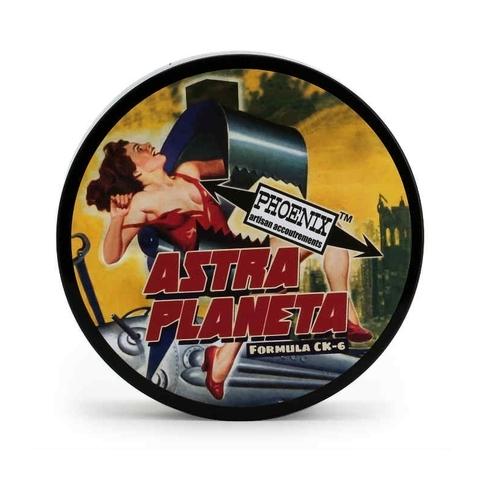 Мыло для бритья Phoenix Astra Planeta Artisan новая формула CK-6 142 гр