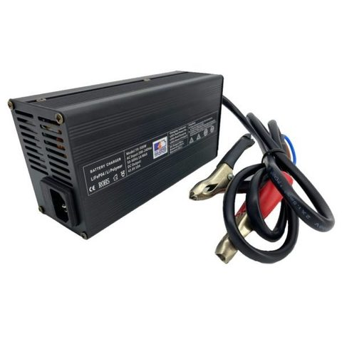 Зарядное устройство LiFePO4 36V 10A