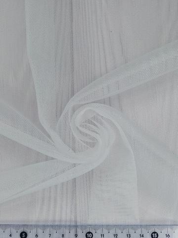 Тюль сетка мережка однотонная