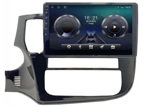 Магнитола для Mitsubishi Outlander 3 (12-19) Android 10 6/128GB IPS DSP 4G модель CB-3080TS10