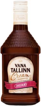 ЛИКЕР СТАРЫЙ ТАЛЛИНН (VANA TALLINN) ВИШНЕВЫЙ КРЕМ 0.5л 16%