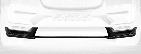 Обвес Hamann для Jaguar F-PACE