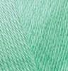 Пряжа Alize BAHAR 465 (зеленая мята)