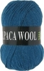 Пряжа Vita Alpaca Wool 2985 (Морская волна)