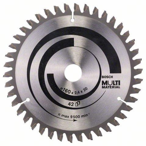 Пильный диск Multi Material 160x20x1,8