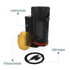 Фонарь-прожектор аккумуляторный HS5R ANSMANN LED