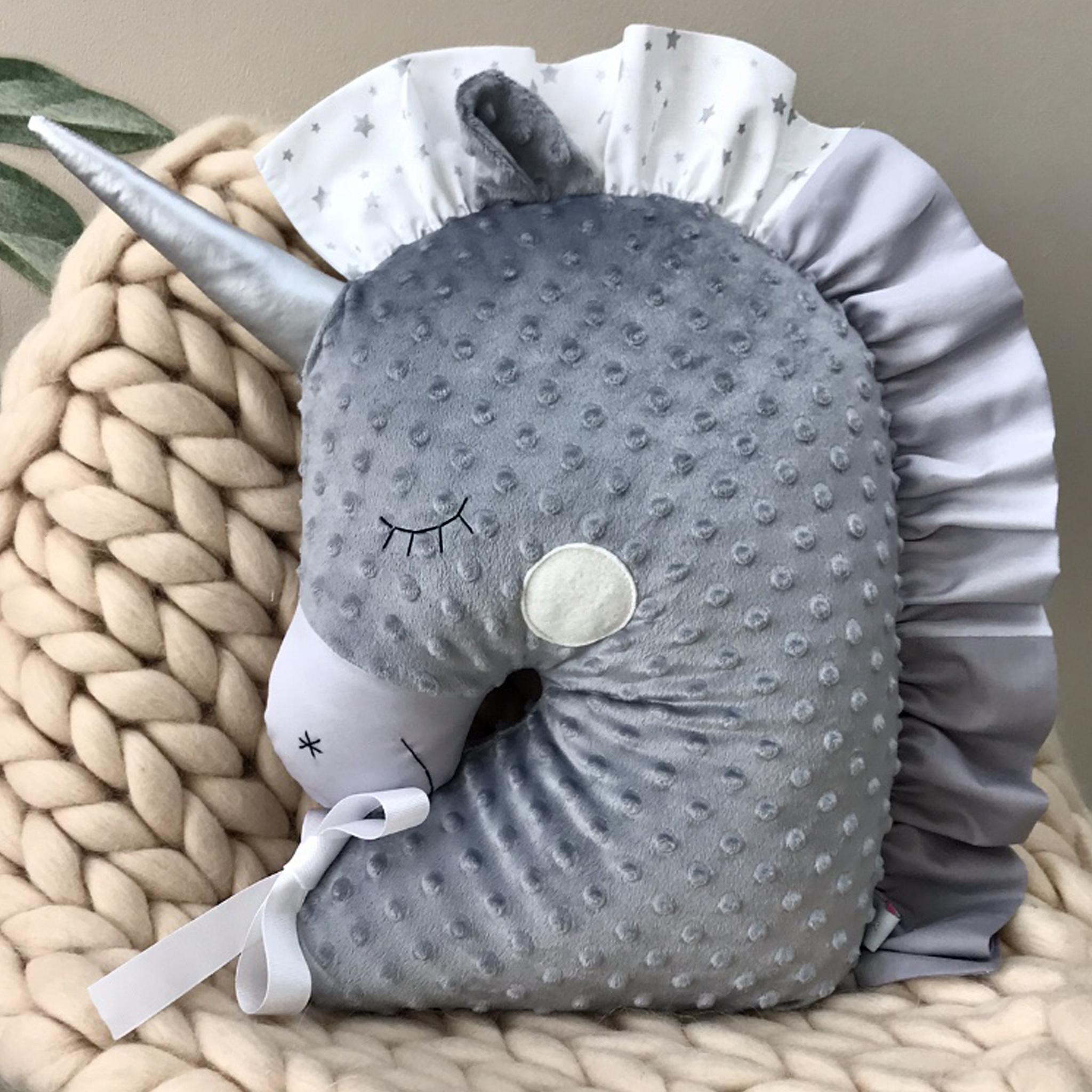 Бортик подушка Единорог 1