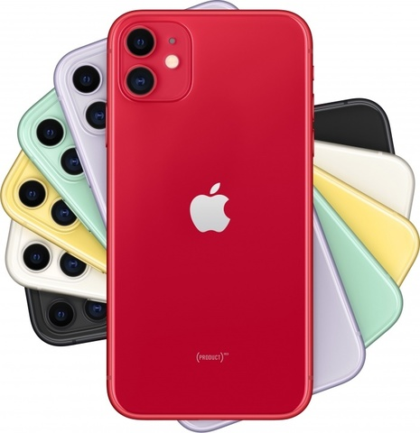 Apple iPhone 11 128Gb ((PRODUCT) RED™)