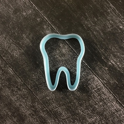 Зуб №1