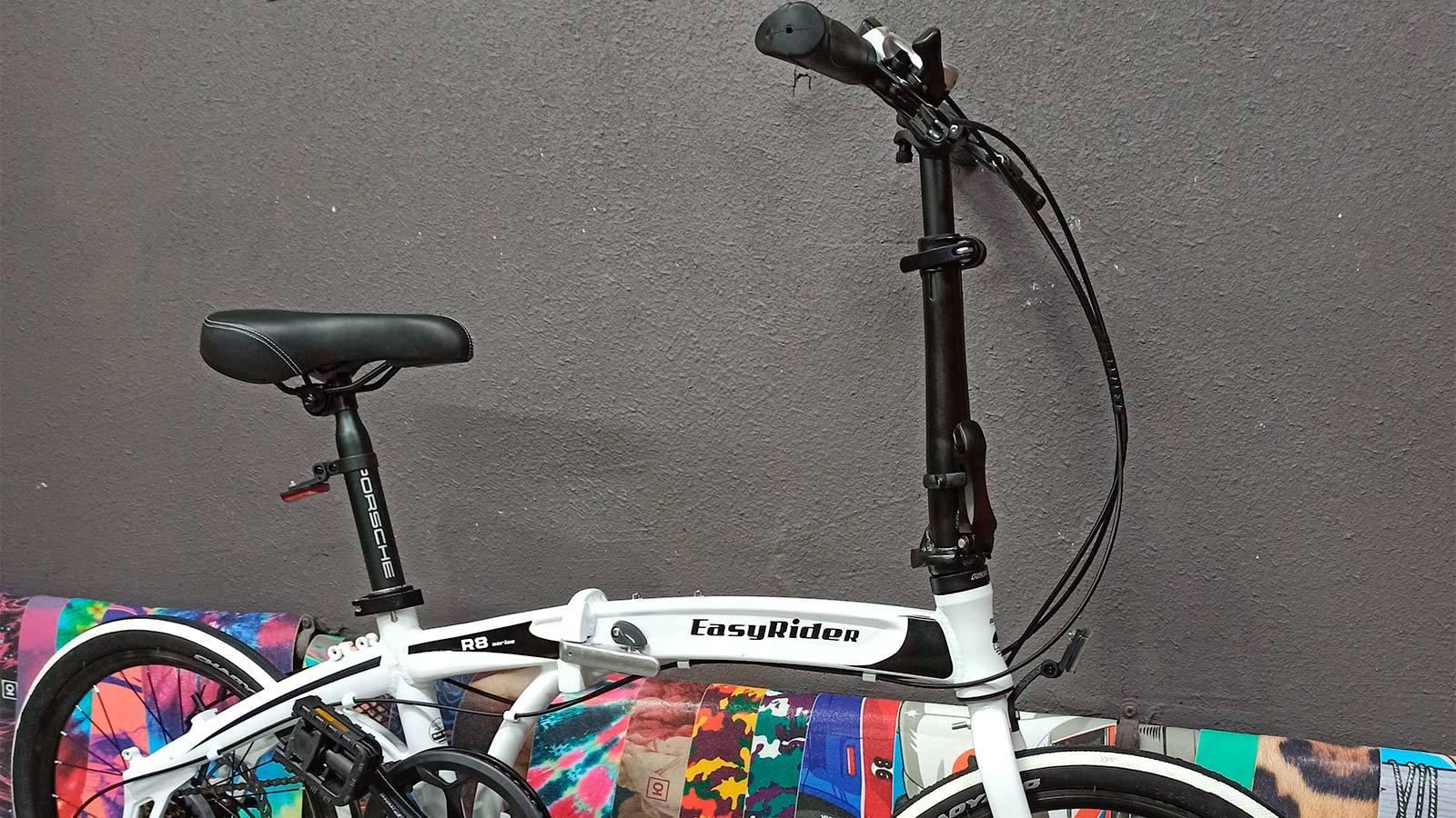руль рама городской велосипед складной