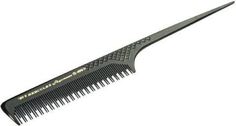 Расчёска-хвостик с зубьями разной длины Hercules