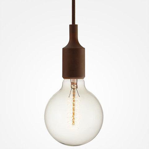 Подвесной светильник Loft SL017 (Коричневый)