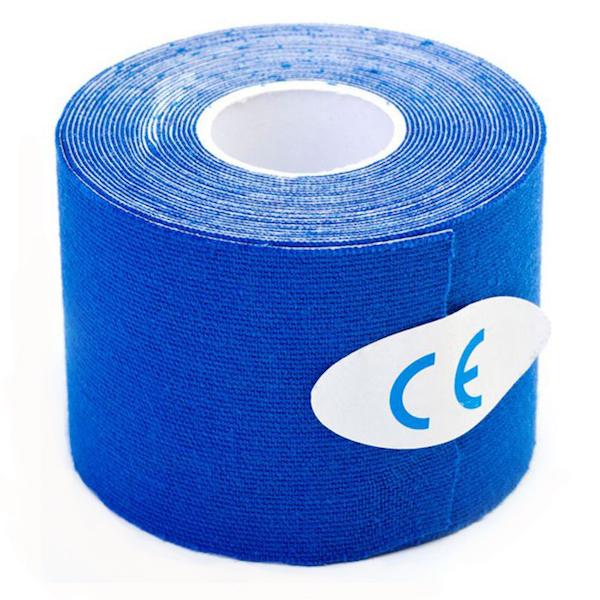 Синий цвет кинезио лента