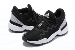 adidas D.O.N. Issue 2 'Black/White'
