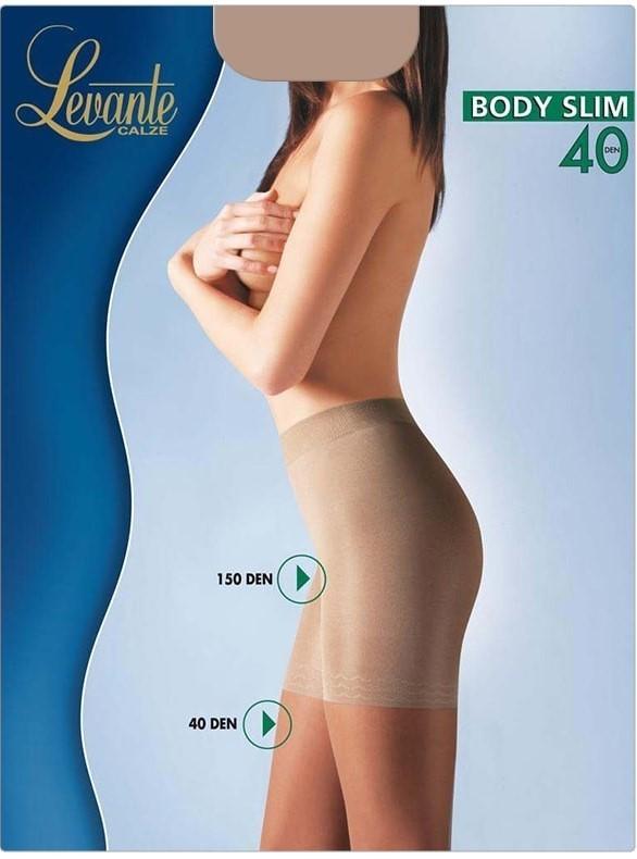 Levante Body Slim 40 колготки женские