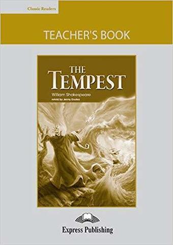 THE TEMPEST. Advanced (10-11 класс). Книга для учителя с настольной игрой