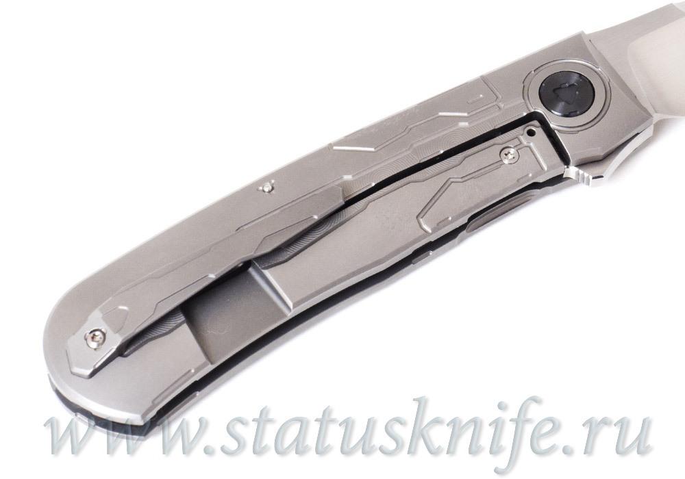 Нож Auriga Full Custom Marcin Slysz - фотография