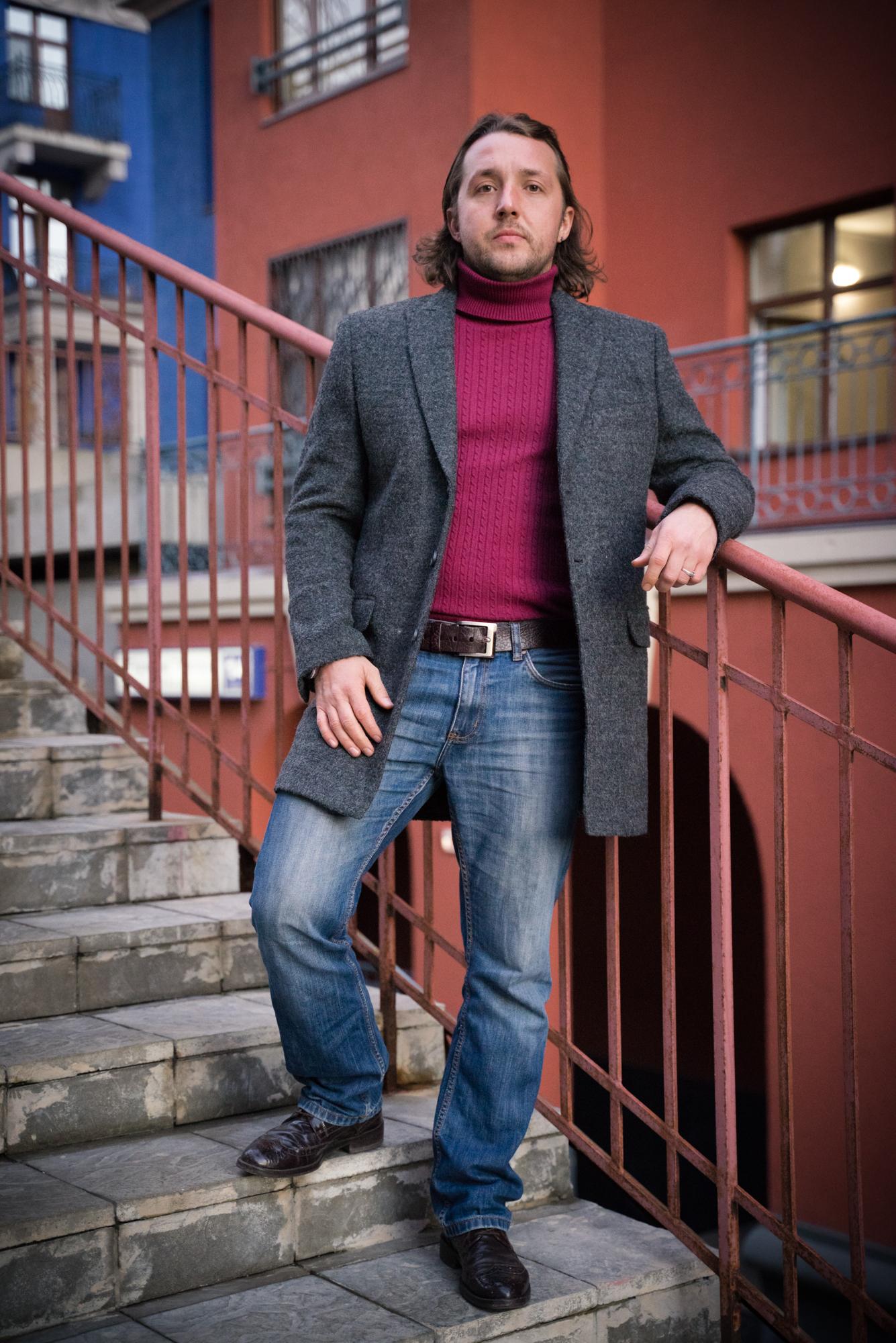 Пальто Пальто Slim Fit DSC09494.JPG