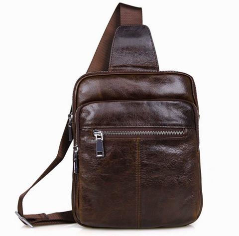 Рюкзак однолямочный J.M.D 7216