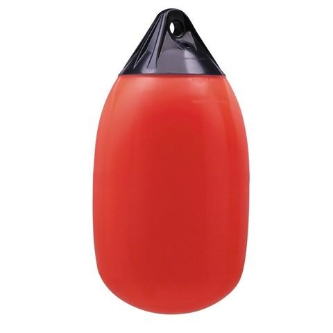 Буй надувной 470x230 мм, красный