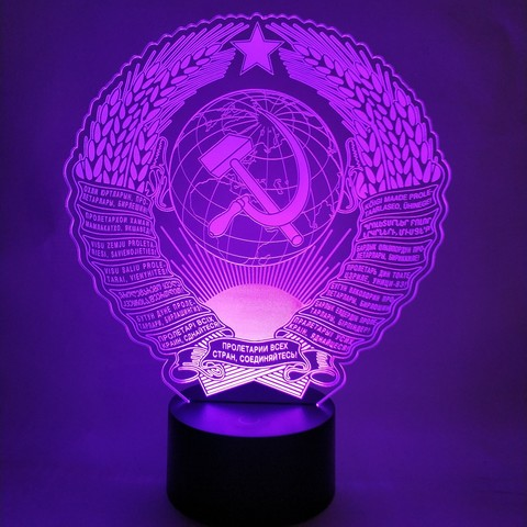 Art-Lamps Герб СССР