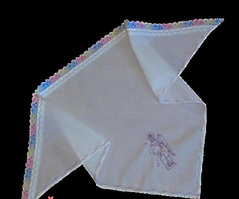 Детский платок текстильный