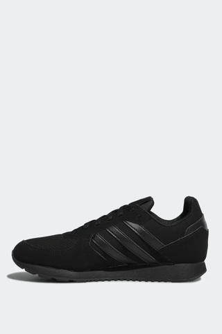 Adidas | Кроссовки | Черный нубук